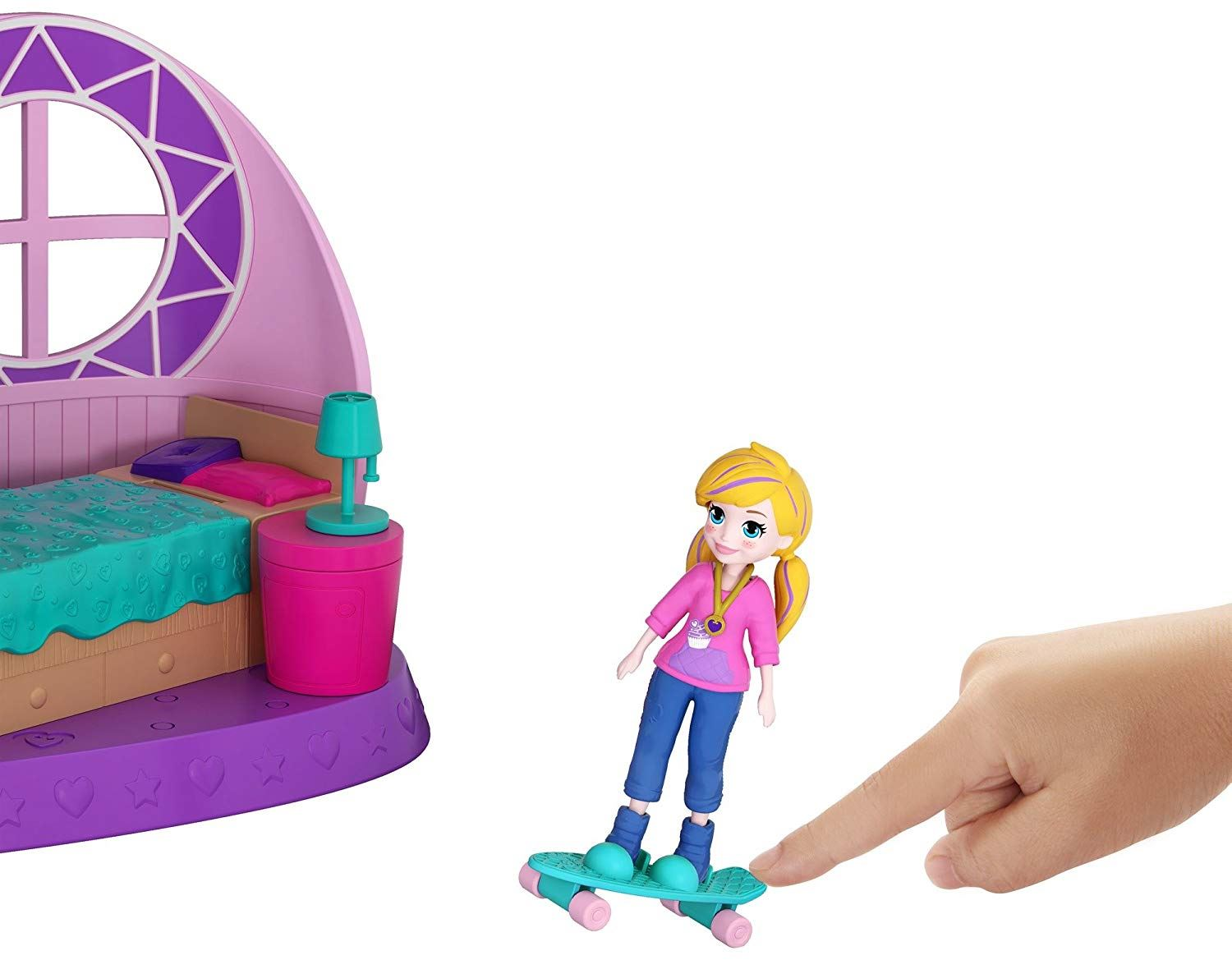 Polly Pocket aller Petite Chambre Playset