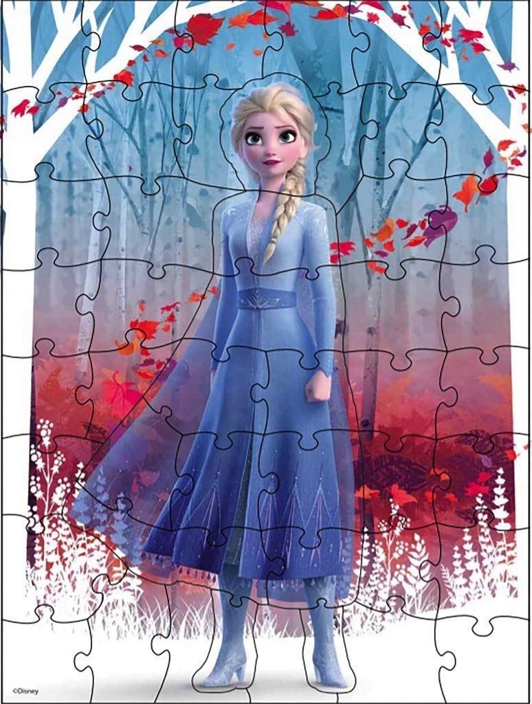 Disney Frozen 2 48 piece Lenticular