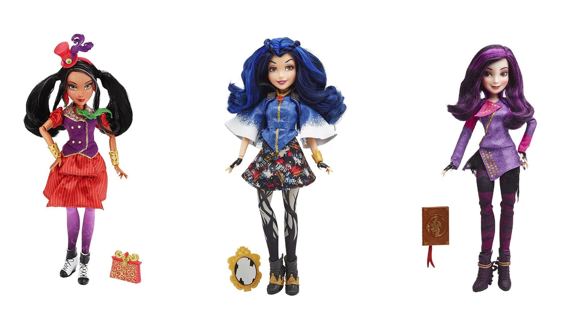 Hasbro Disney Descendants Isle Of The Lost Celia Nude Doll