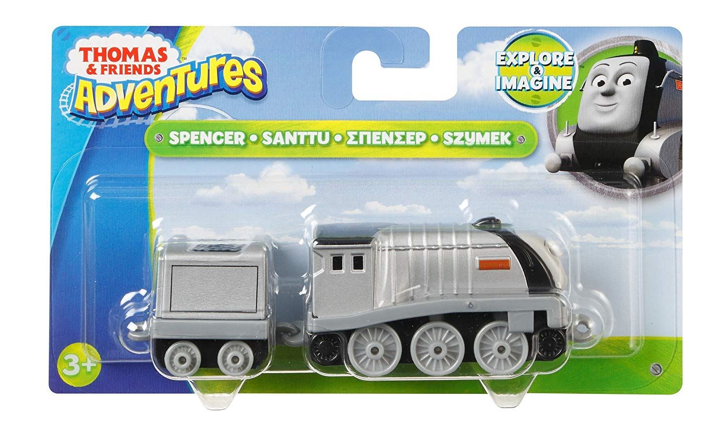 Thomas-amp-Friends-Adventures-Ferdinand-lexi-Shane-Dash-Huge-Bill-Trains Indexbild 46