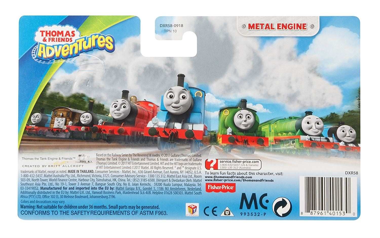 Thomas-amp-Friends-Adventures-Ferdinand-lexi-Shane-Dash-Huge-Bill-Trains Indexbild 18