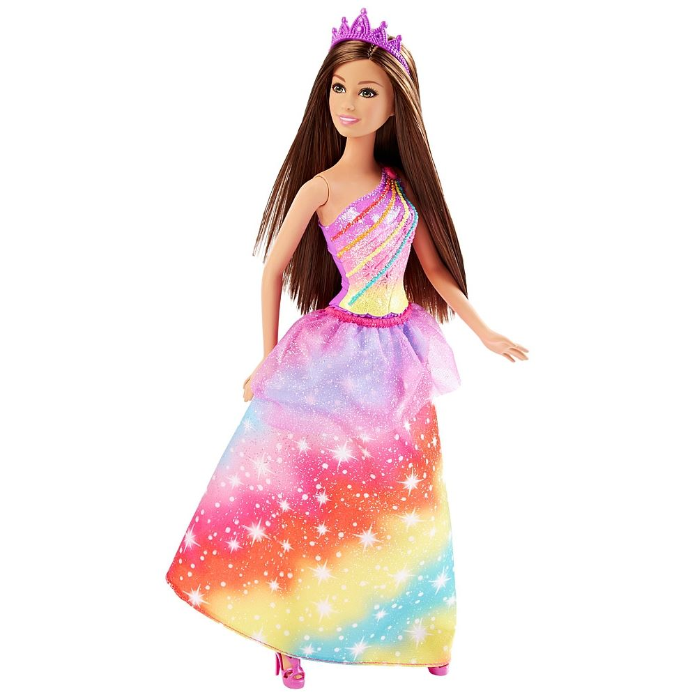 barbie dreamtopia candy fashion doll rainbow fashion doll