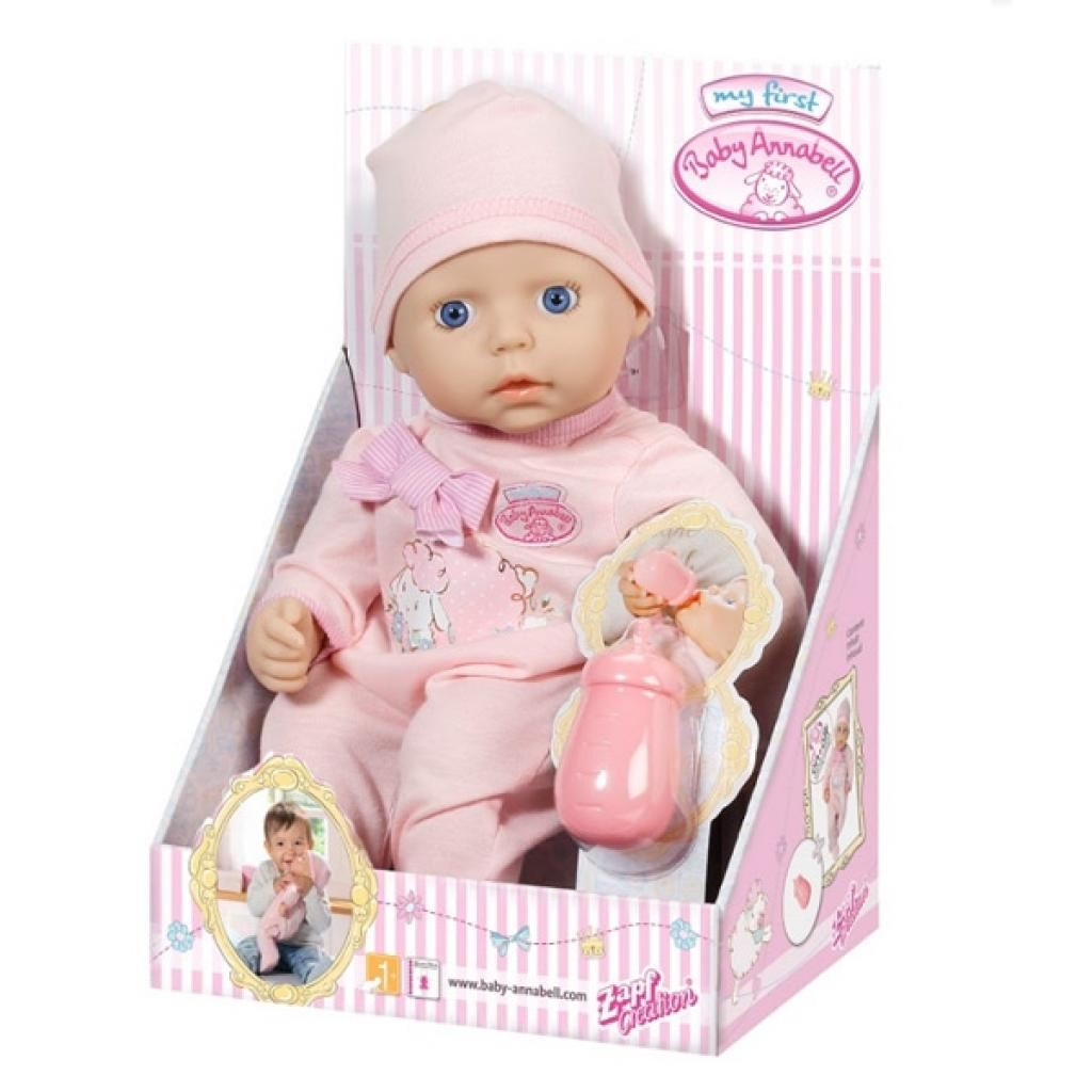 zapf creation my first baby annabell doll ebay. Black Bedroom Furniture Sets. Home Design Ideas