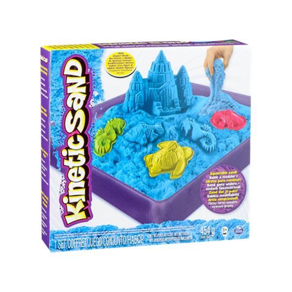 Kinetic Sand Box Playset Arts & Crafts
