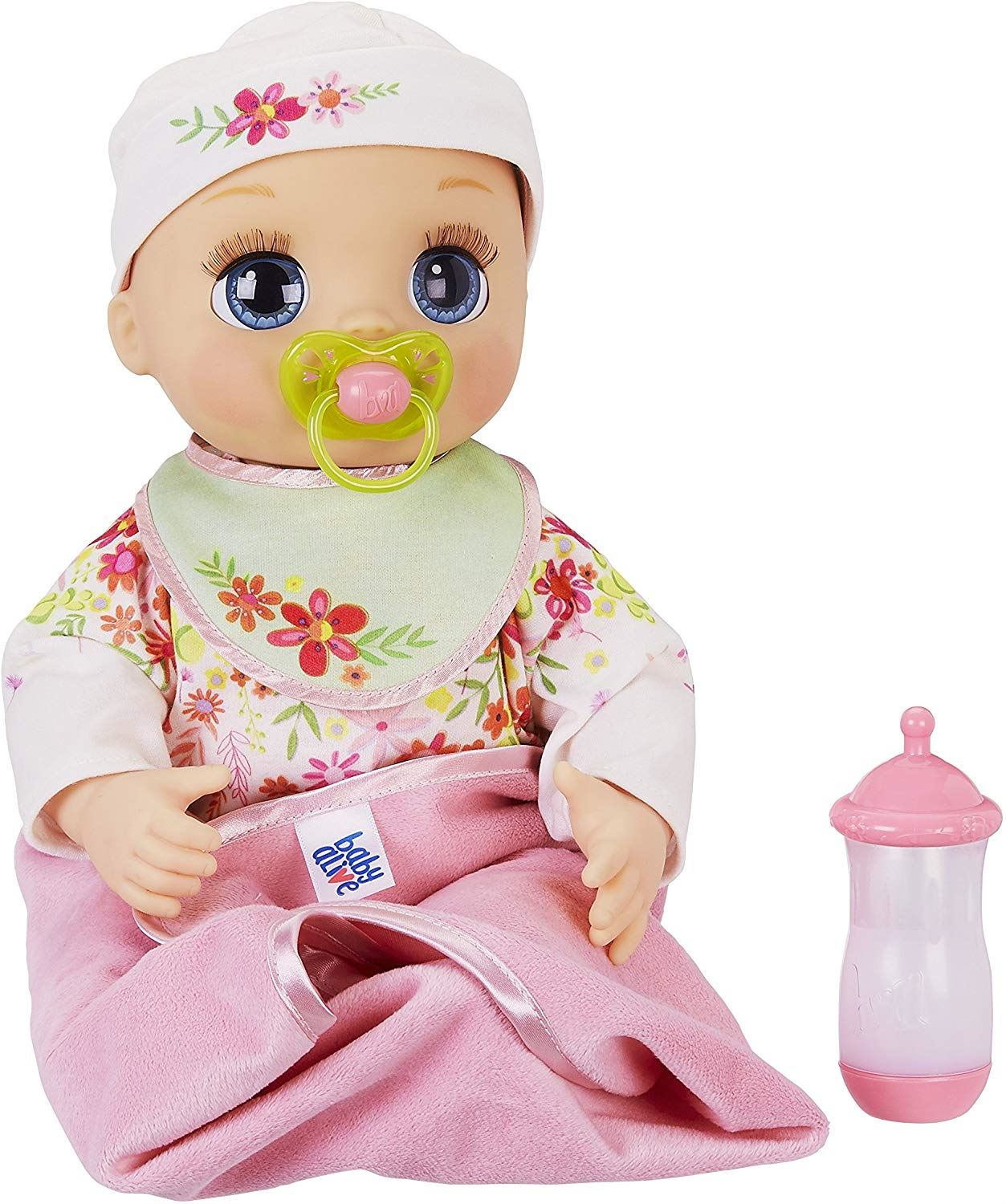 Baby Alive Real As Can Be Baby Blonde Hair Doll ...