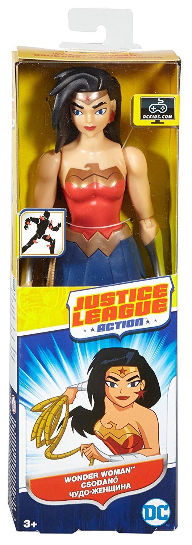 DC-Justice-League-12-034-Action-Figure-Batman-Stealth-Batmna-Flash-Joker thumbnail 24
