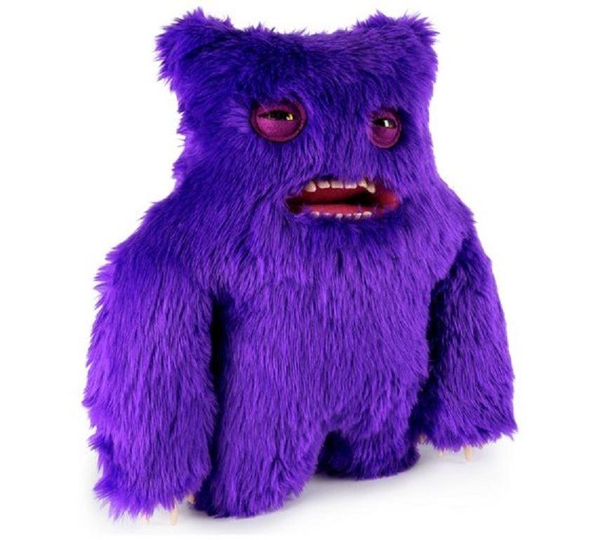 Fuggler-Funny-Uggly-Monsters-Blue-Red-Purple-Light-Red-Stuffed-Animal 縮圖 11