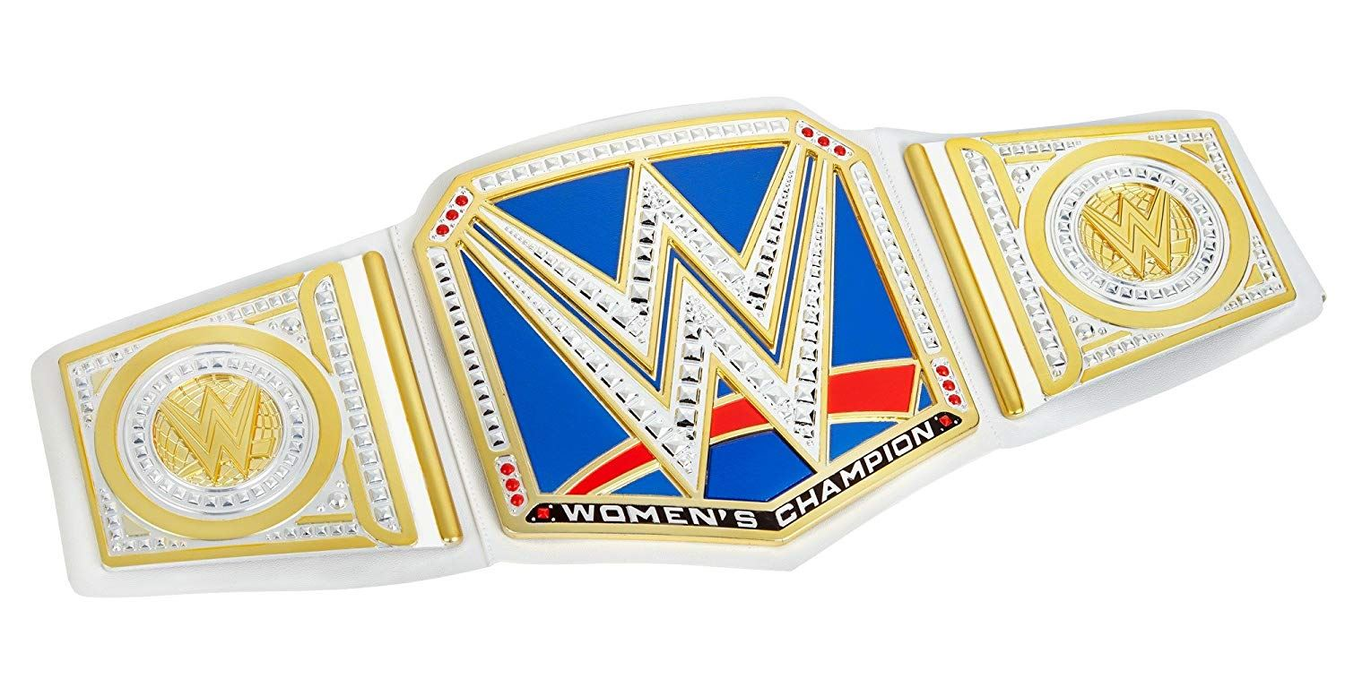 Wwe Superstars Womens Championship Belt Raw Red, Smackdown Blue  Ebay-6392
