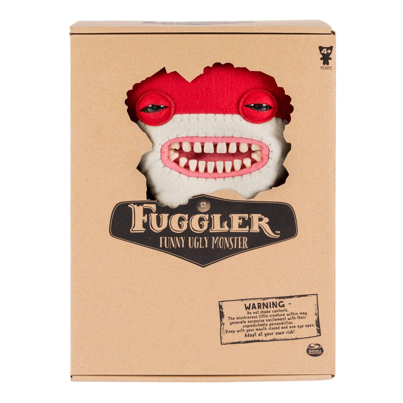 Fuggler-Funny-Uggly-Monsters-Blue-Red-Purple-Light-Red-Stuffed-Animal 縮圖 9