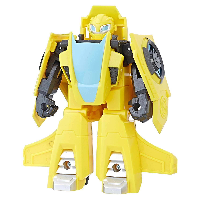 Transformers rescue bots bumblebee dinobot