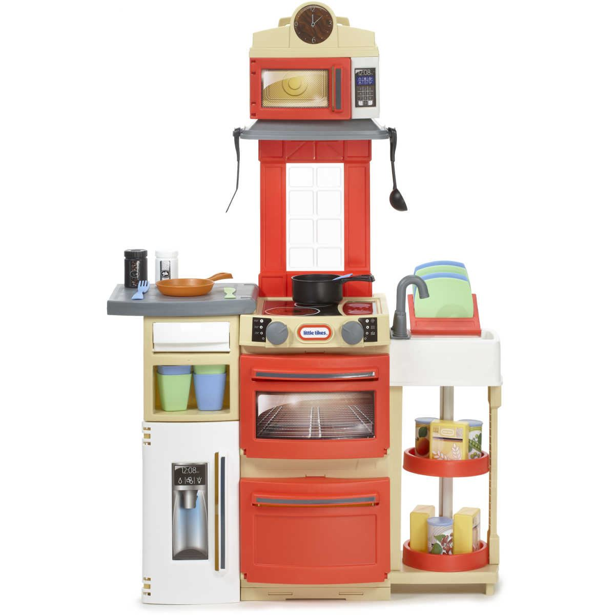 Contemporary Little Tikes Play Kitchen With Grill Picture Collection ...