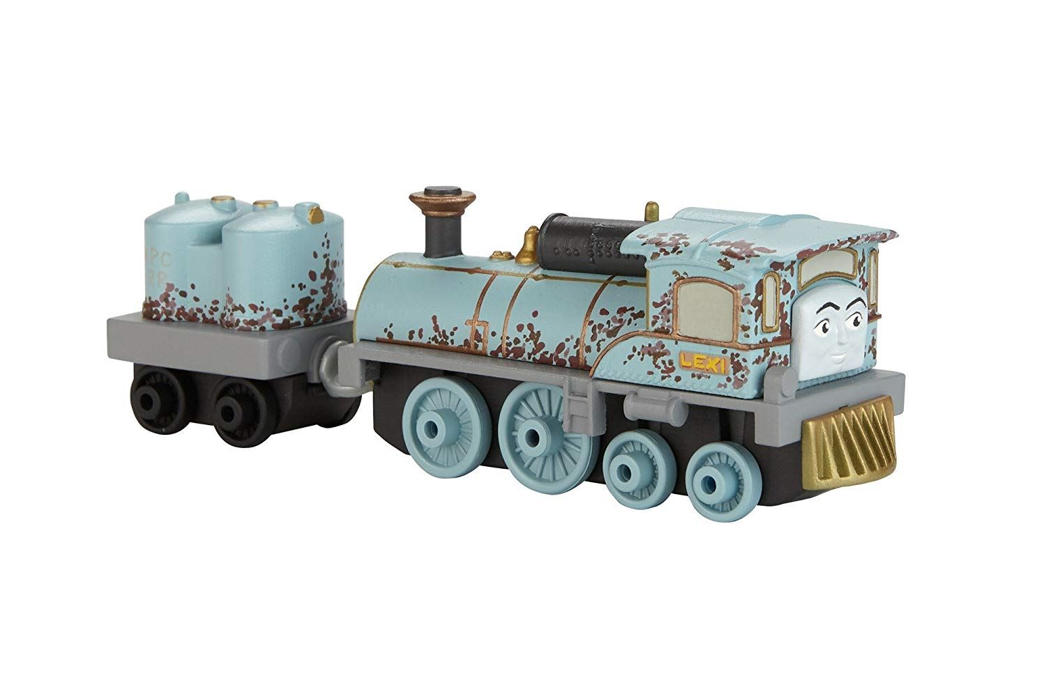 Thomas-amp-Friends-Adventures-Ferdinand-lexi-Shane-Dash-Huge-Bill-Trains Indexbild 31