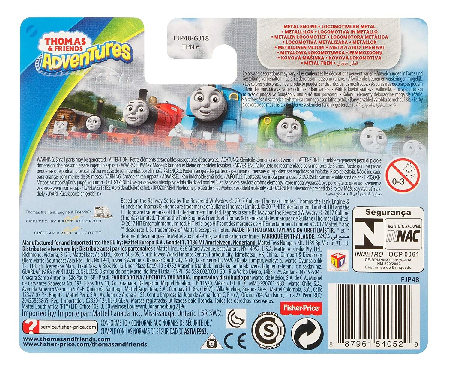 Thomas-amp-Friends-Adventures-Ferdinand-lexi-Shane-Dash-Huge-Bill-Trains Indexbild 10