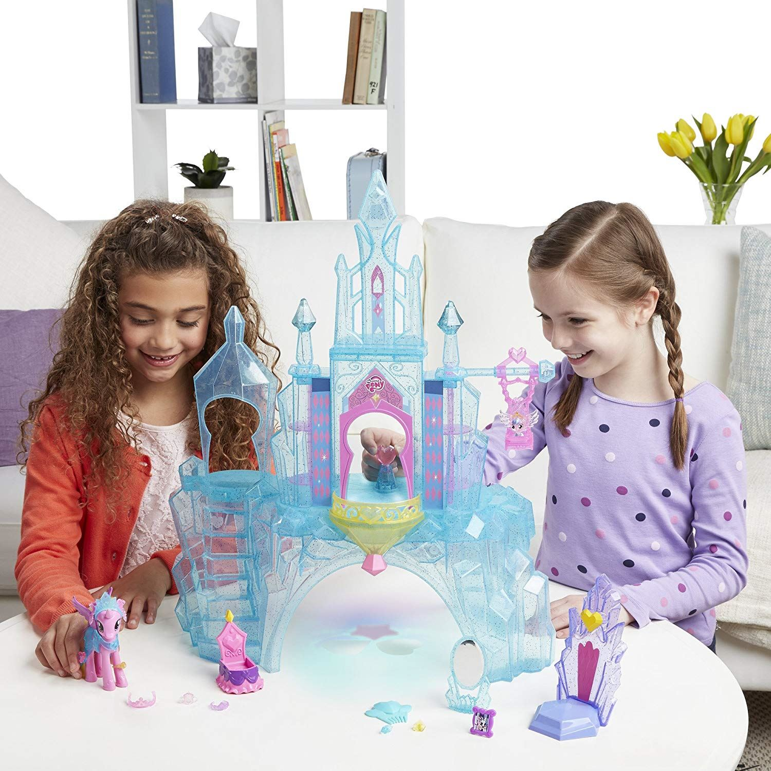 My Little Pony Crystal Empire Castle Playset 5010994954369