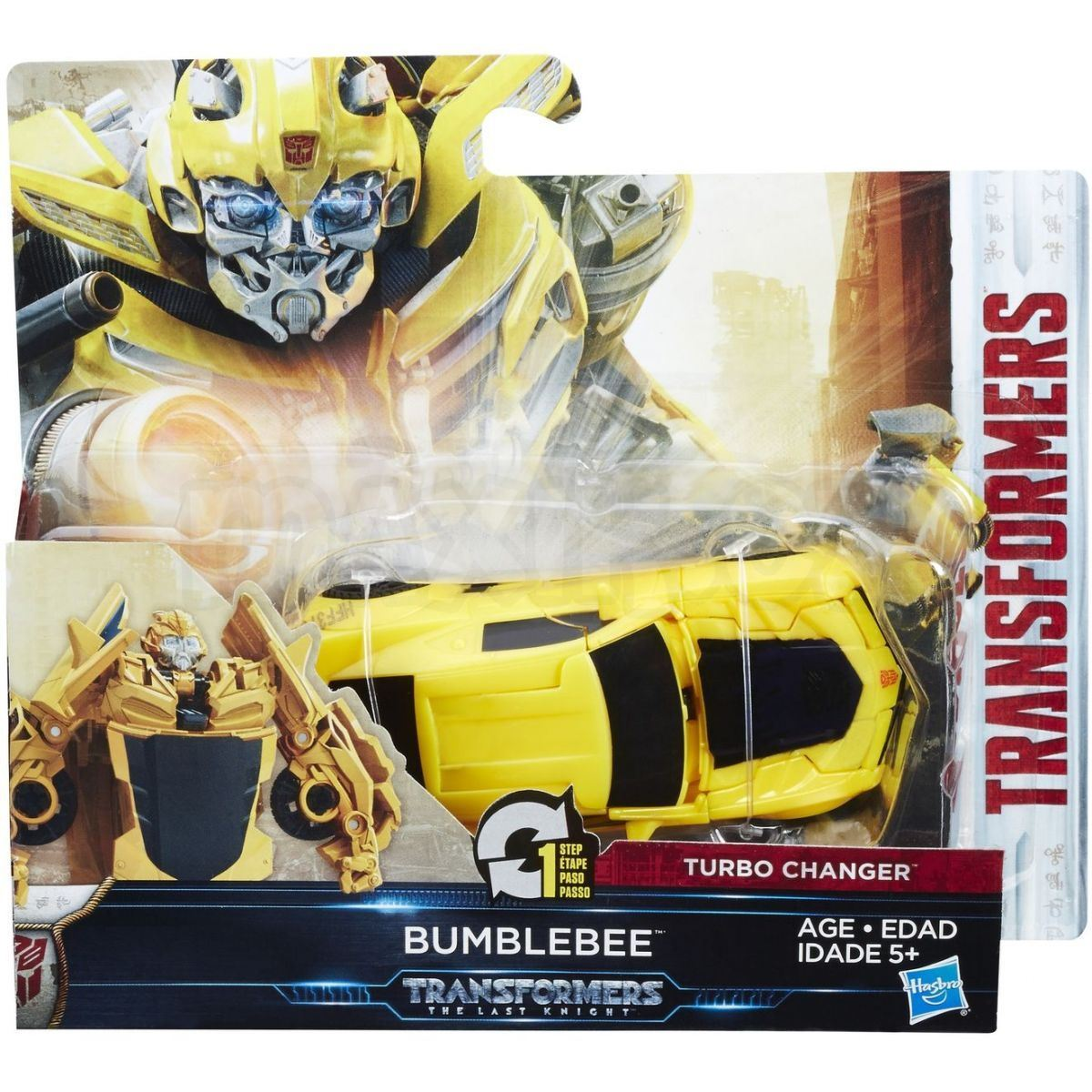 transformers turbo changer bumblebee autobot hound optimus prime barricade ebay