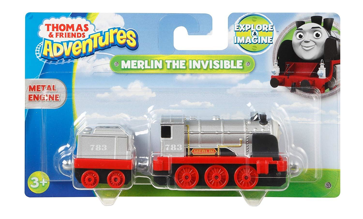 Thomas-amp-Friends-Adventures-Ferdinand-lexi-Shane-Dash-Huge-Bill-Trains Indexbild 35