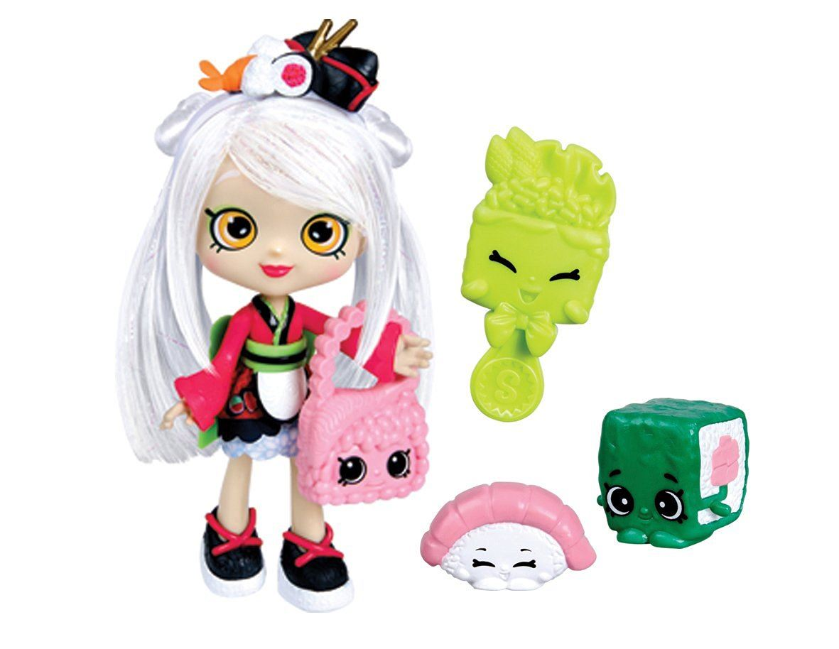 Rainbow Cake Shoppies Doll