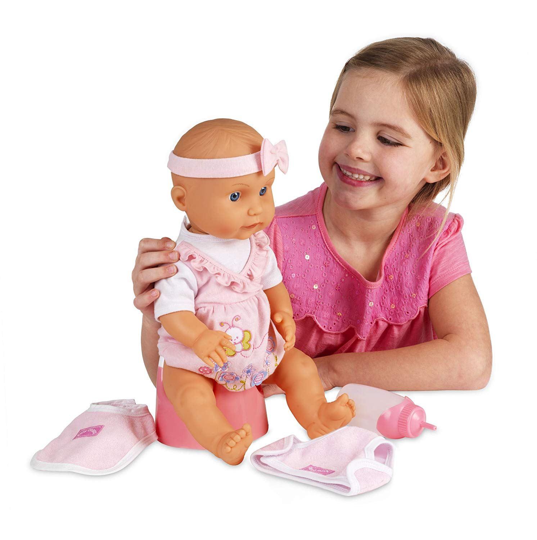 John Adams Classic Tiny Tears Interactive Baby Doll Sound