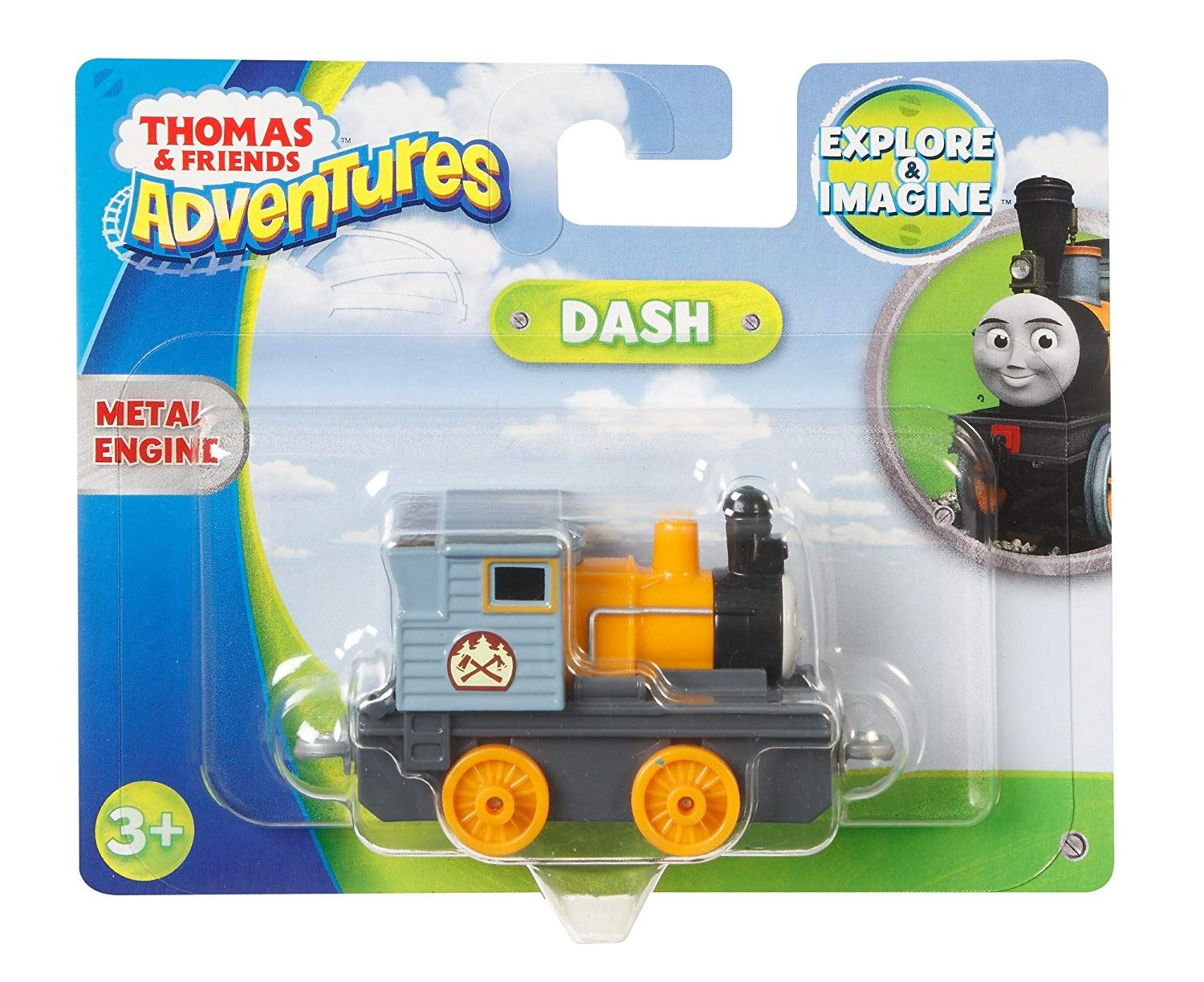 Thomas-amp-Friends-Adventures-Ferdinand-lexi-Shane-Dash-Huge-Bill-Trains Indexbild 11