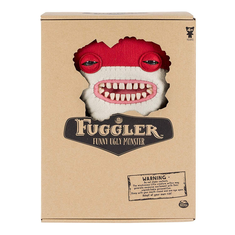 Fuggler-Funny-Uggly-Monsters-Blue-Red-Purple-Light-Red-Stuffed-Animal 縮圖 15