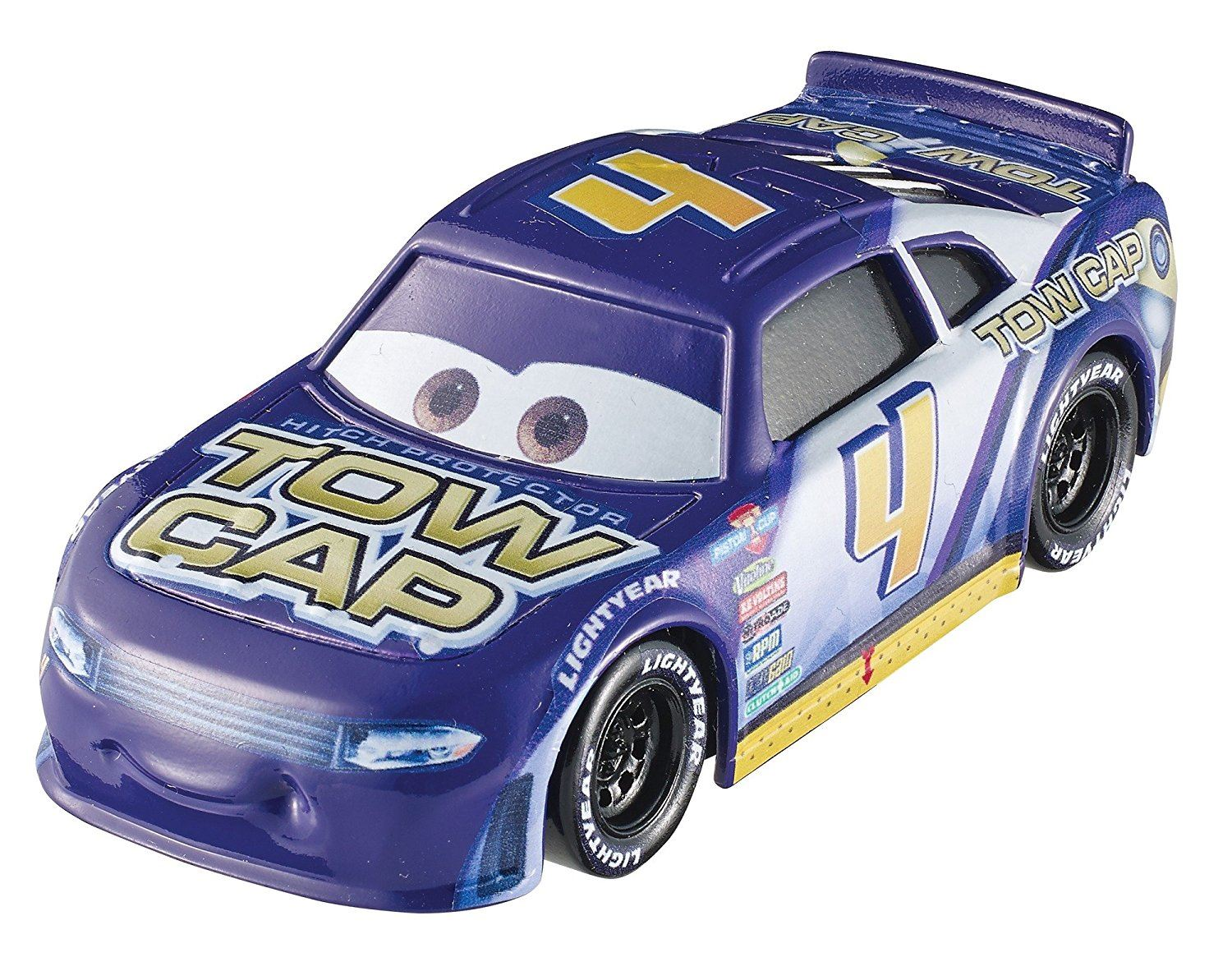 Cars  Diecasts Parker Brakeston