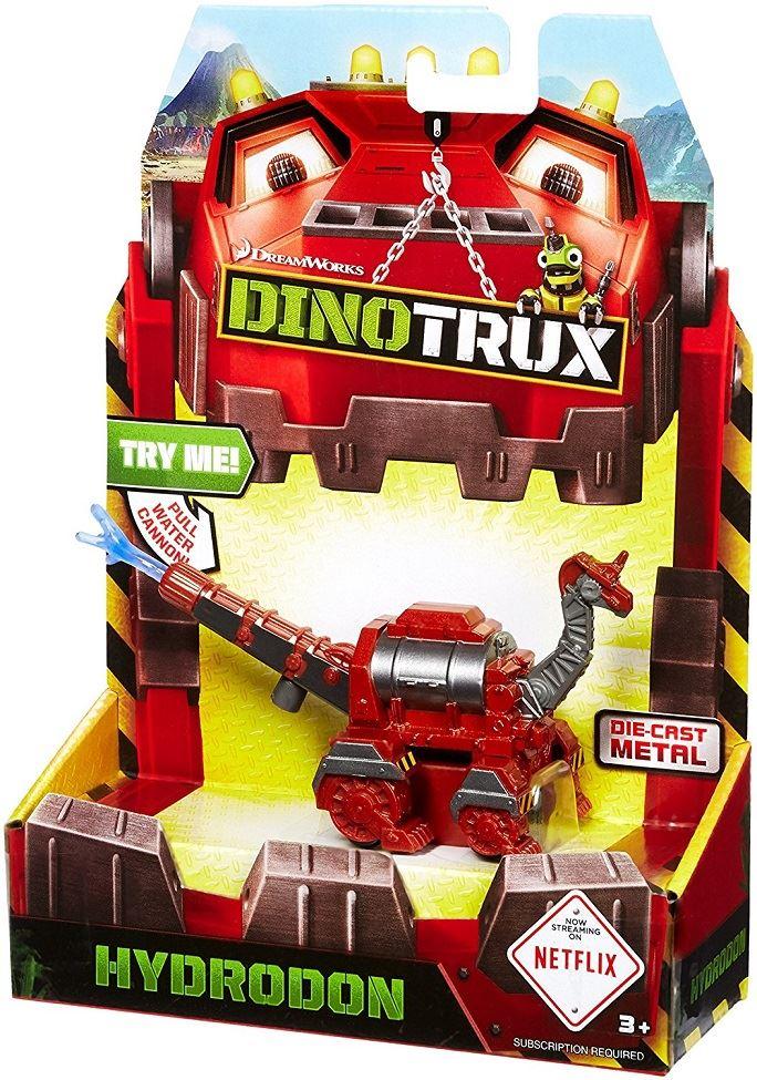 Dinotrux Die-Cast Rollodon TY Rux Dozer Skya Ton-Ton Scoot Pounder Garby Figures