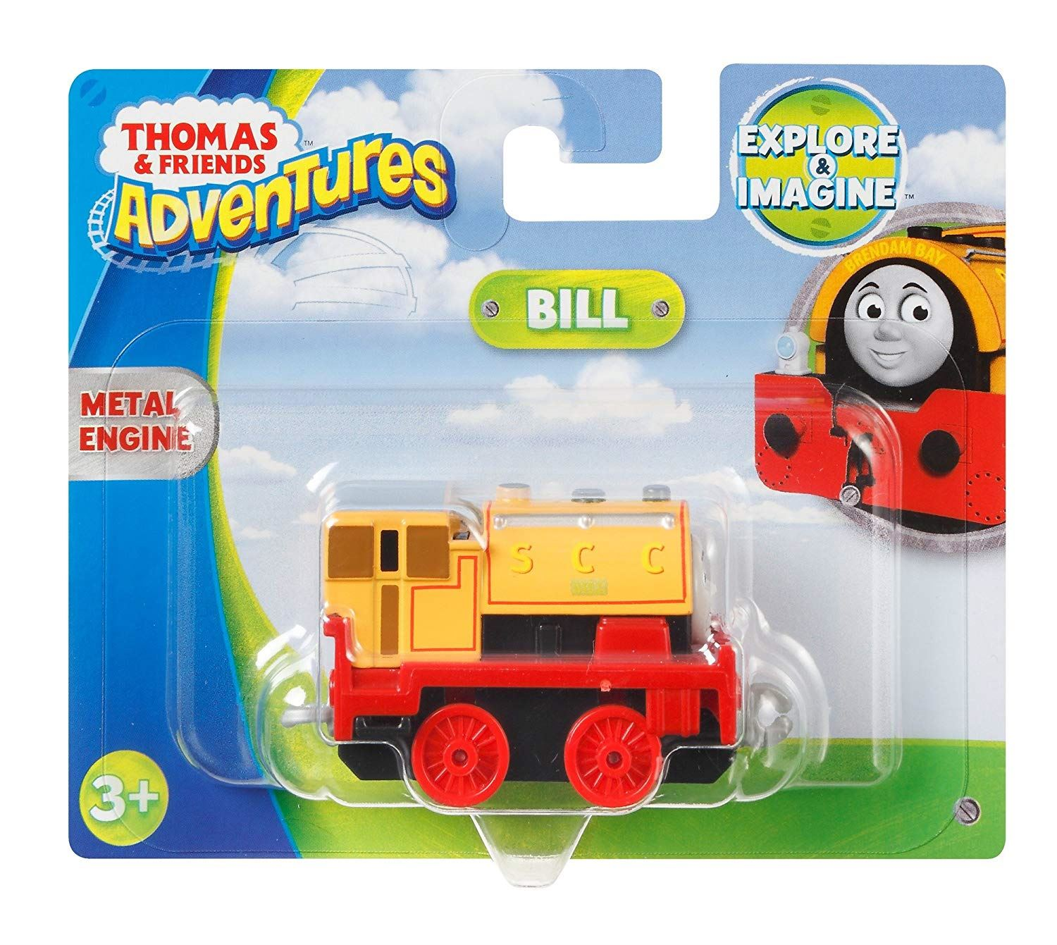 Thomas-amp-Friends-Adventures-Ferdinand-lexi-Shane-Dash-Huge-Bill-Trains Indexbild 3