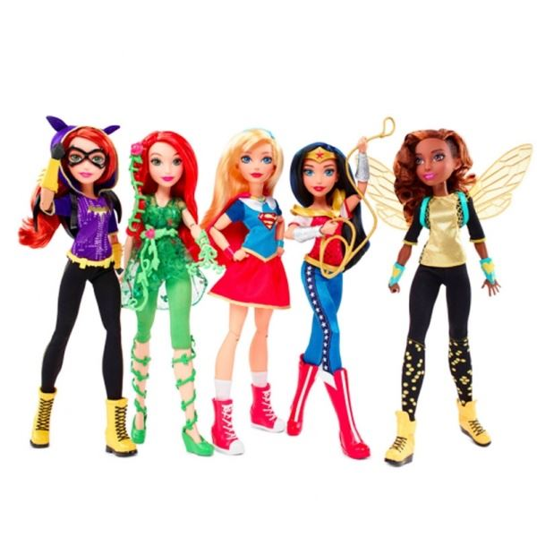 Character Options Flying Heroes Dc Super filles-un FOURNIS vous choisissez