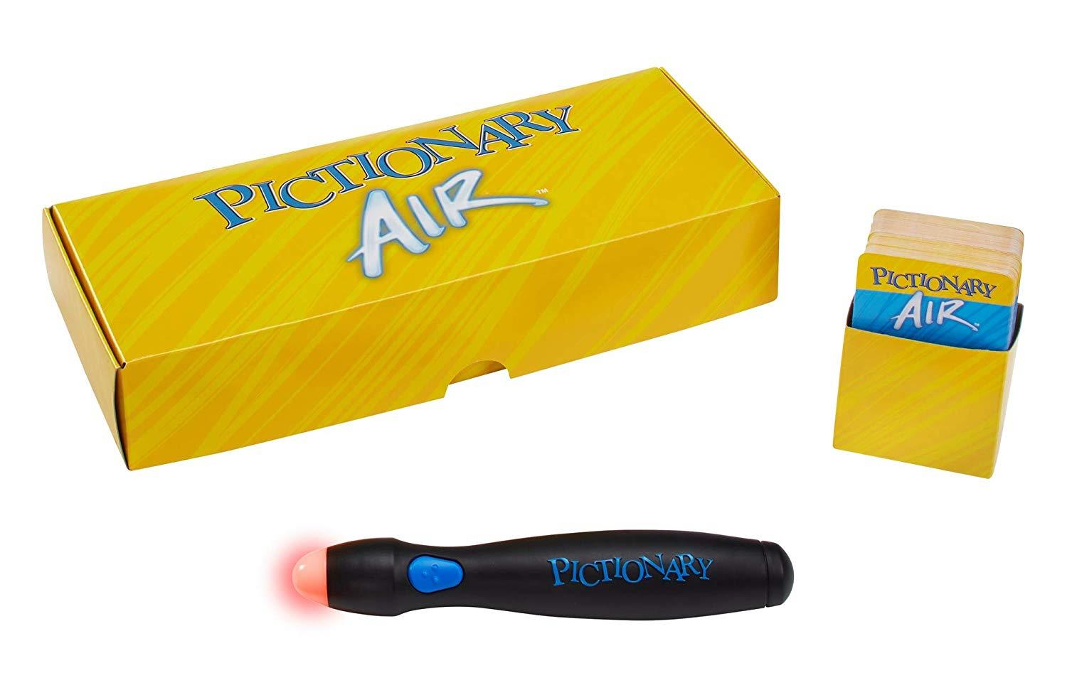 Details about Pictionary Air Family Fun Drawing Game