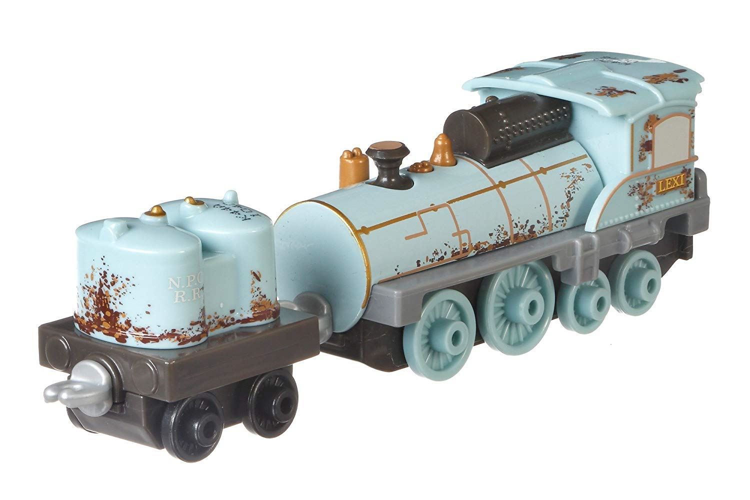 Thomas-amp-Friends-Adventures-Ferdinand-lexi-Shane-Dash-Huge-Bill-Trains Indexbild 28