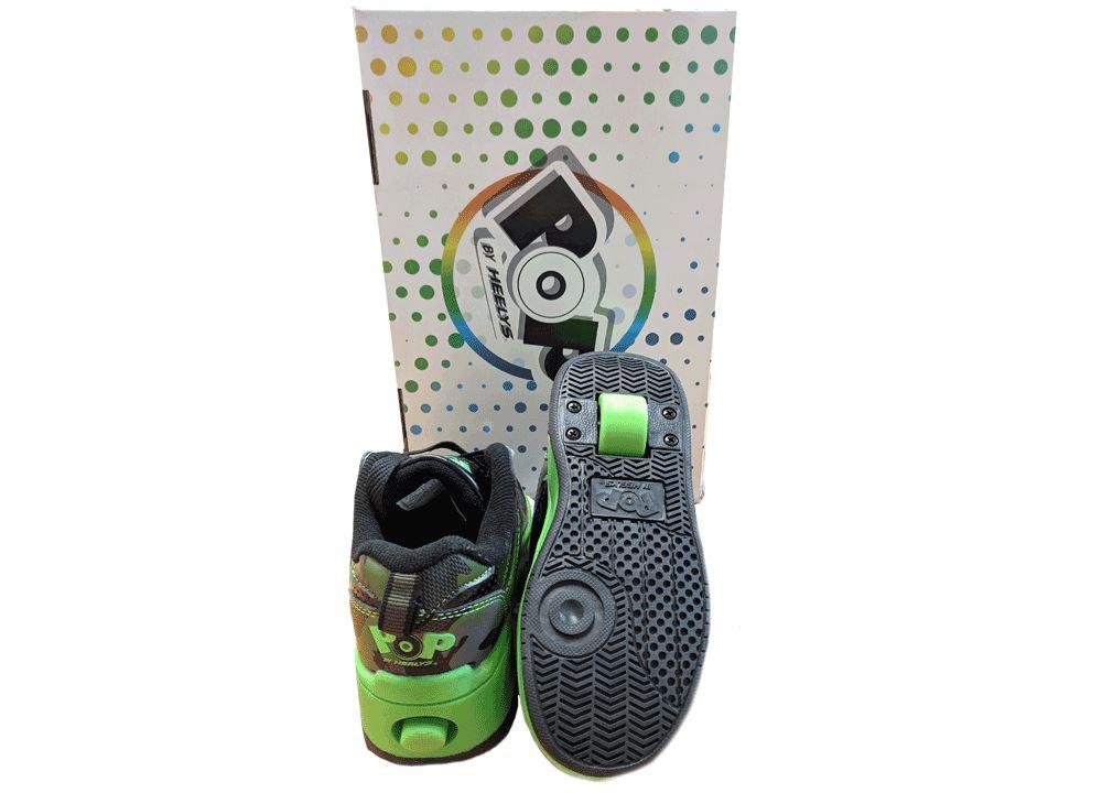 Heelys-1-Wheel-Roller-Shoes-UK-Size-1-2-3-4-5-11-12-13 miniatura 4