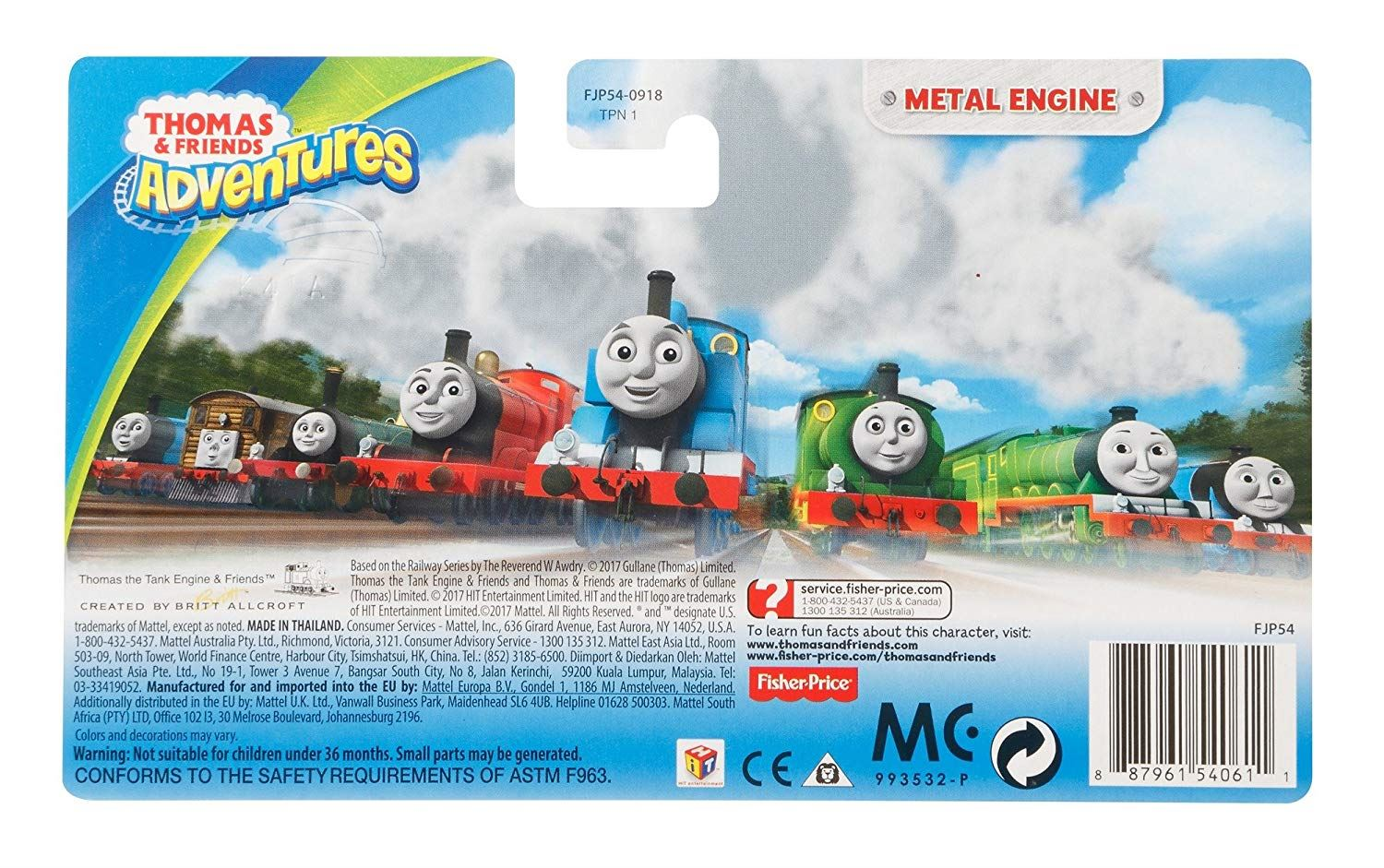 Thomas-amp-Friends-Adventures-Ferdinand-lexi-Shane-Dash-Huge-Bill-Trains Indexbild 14