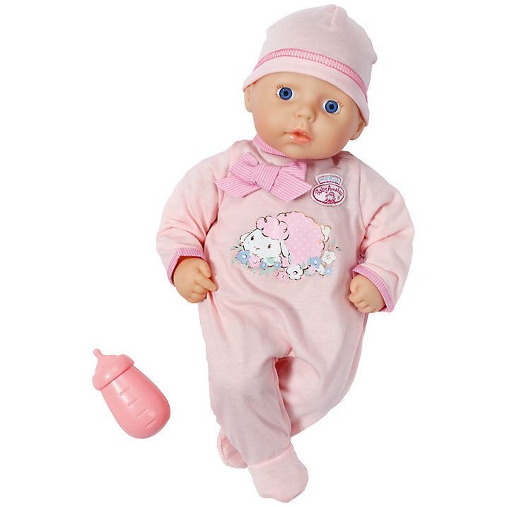 Zapf Creation My First Baby Annabell Doll 4001167759684 Ebay