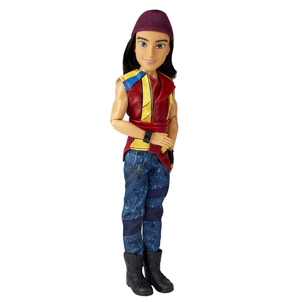 DISNEY DESCENDANTS DOLL MAL ISLE OF THE LOST HEAD ONLY FOR