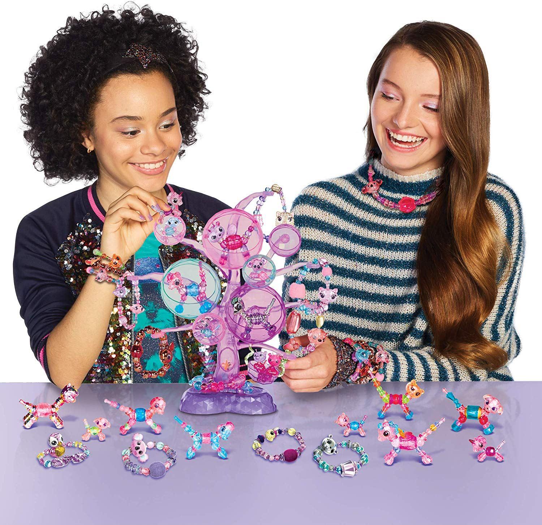 Twisty Petz Joyería Pantalla Y Pulsera Coleccionable Exclusivo