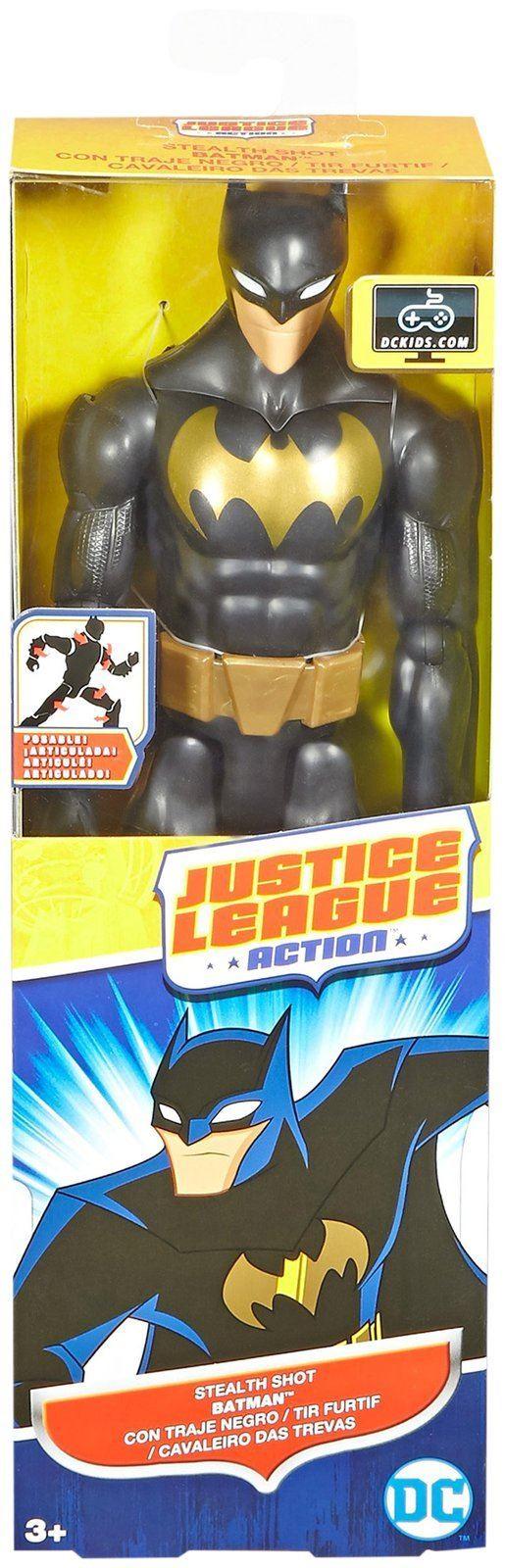DC-Justice-League-12-034-Action-Figure-Batman-Stealth-Batmna-Flash-Joker thumbnail 15