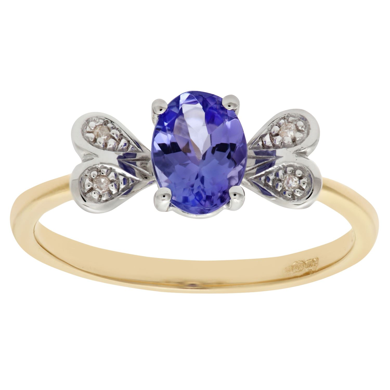 natural hcj tanzanite octagon reduced real product tanz jubilant ct crown octogon