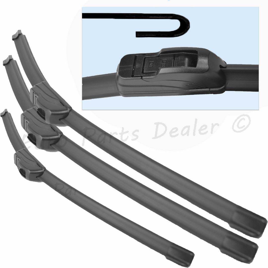 Suzuki Jimny wiper blades 1998-2007 Rear