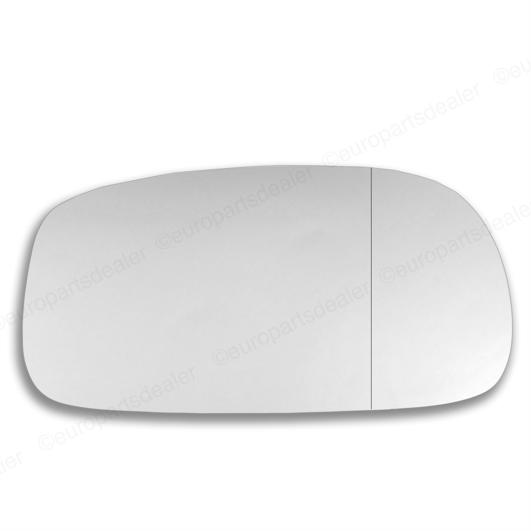 plate Right side Wide Angle Wing mirror glass for Nissan Micra K11 1992-2003