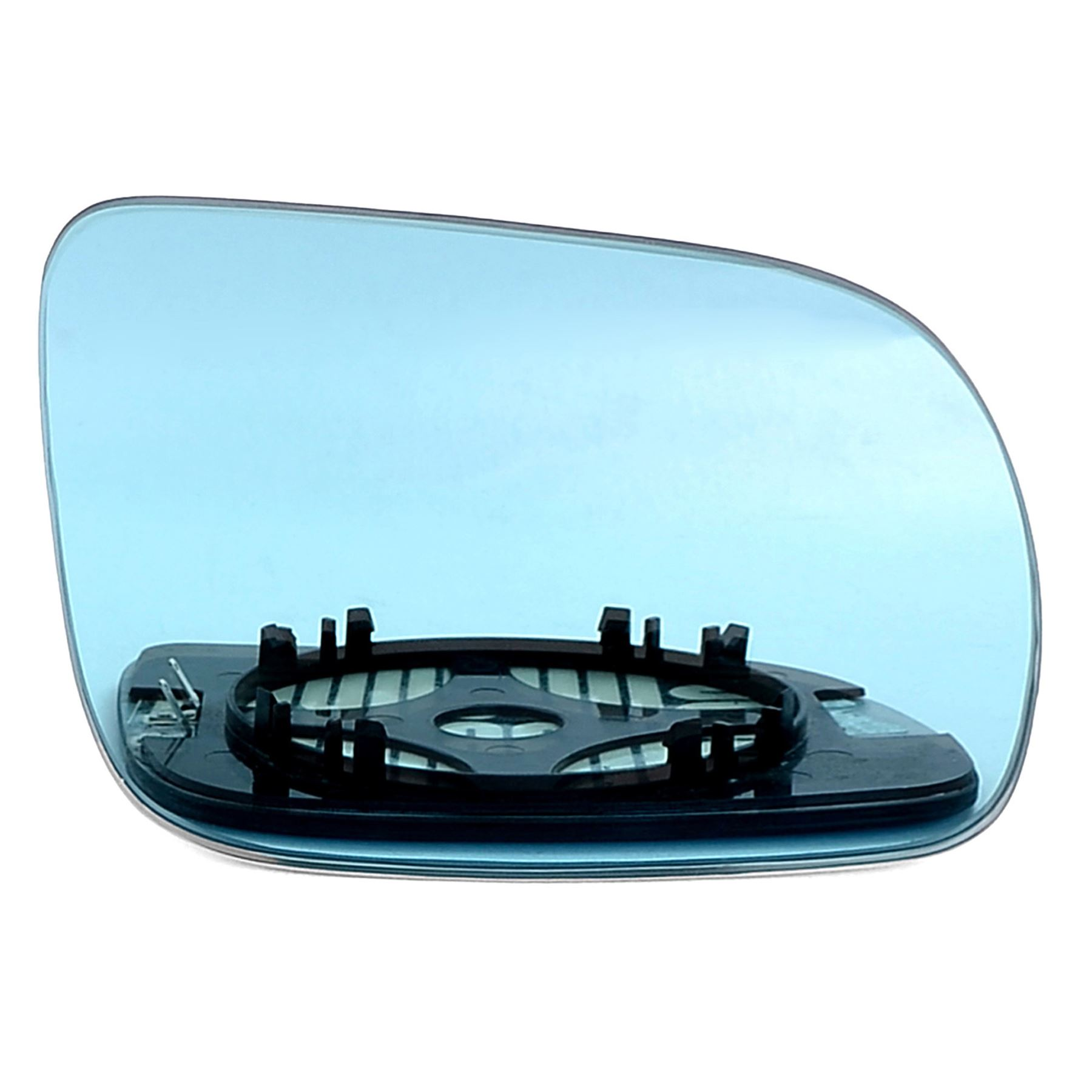 Right Driver Side Heated Electric Wing Door Mirror Glass for AUDI TT 1998-2005