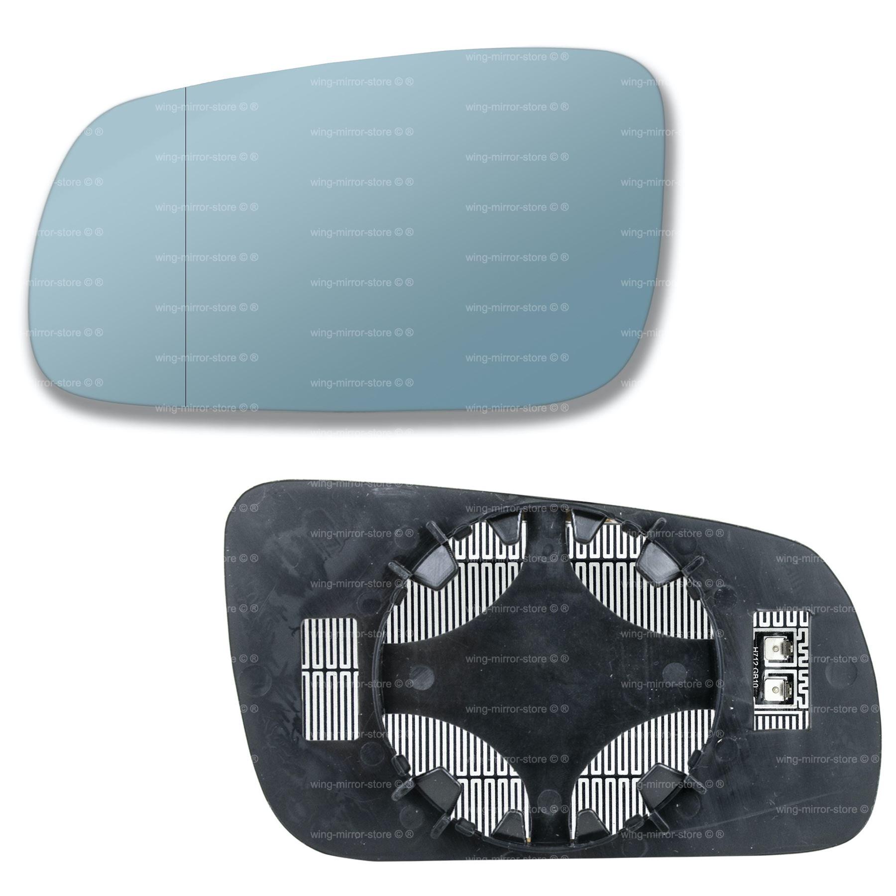 Right side Wing door mirror glass for Skoda Octavia 04-09 heated plate