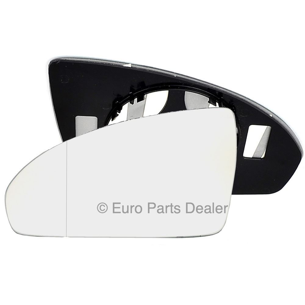 Wing Mirror Glass For Smart Fortwo 07 12 Left Passenger