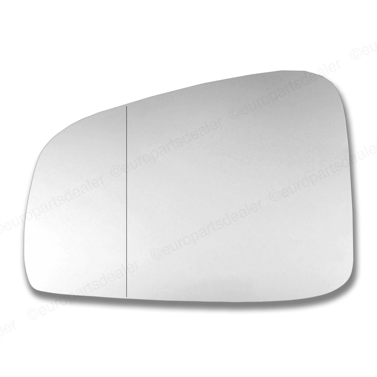 Lado Izquierdo Convexo ala Puerta Espejo Vidrio Para LDV Maxus 04-09 Placa