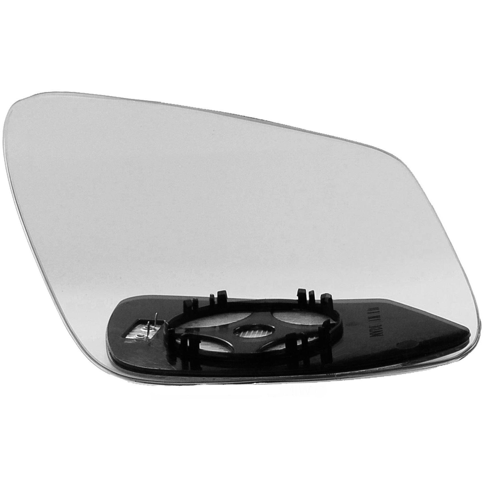 Plaque Right Driver Side Wing Door Mirror Glass for CITROEN C3 2010-2016