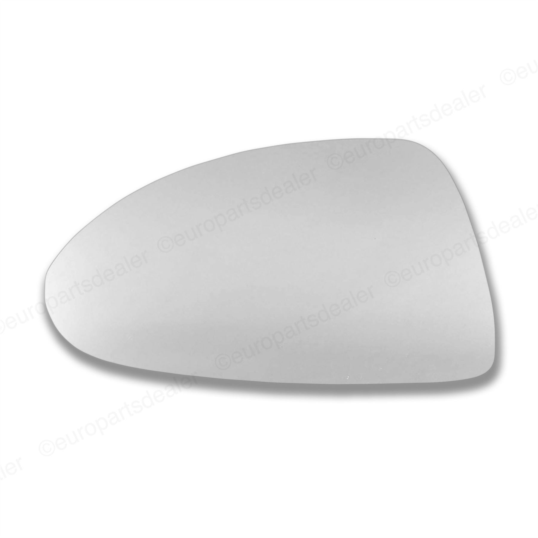 For Vauxhall Corsa D wing mirror glass 06-14 Right Driver side Spherical