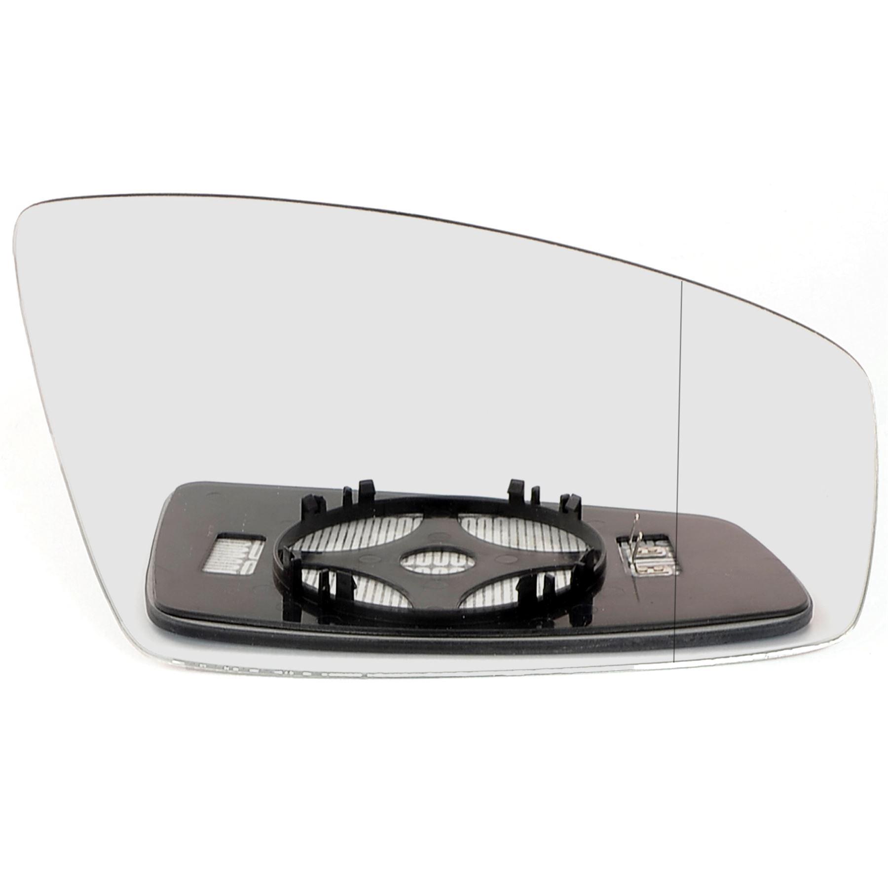 Verre pour Rétroviseur Droit pour Renault Espace 98 Chauffé Miroir Convexe