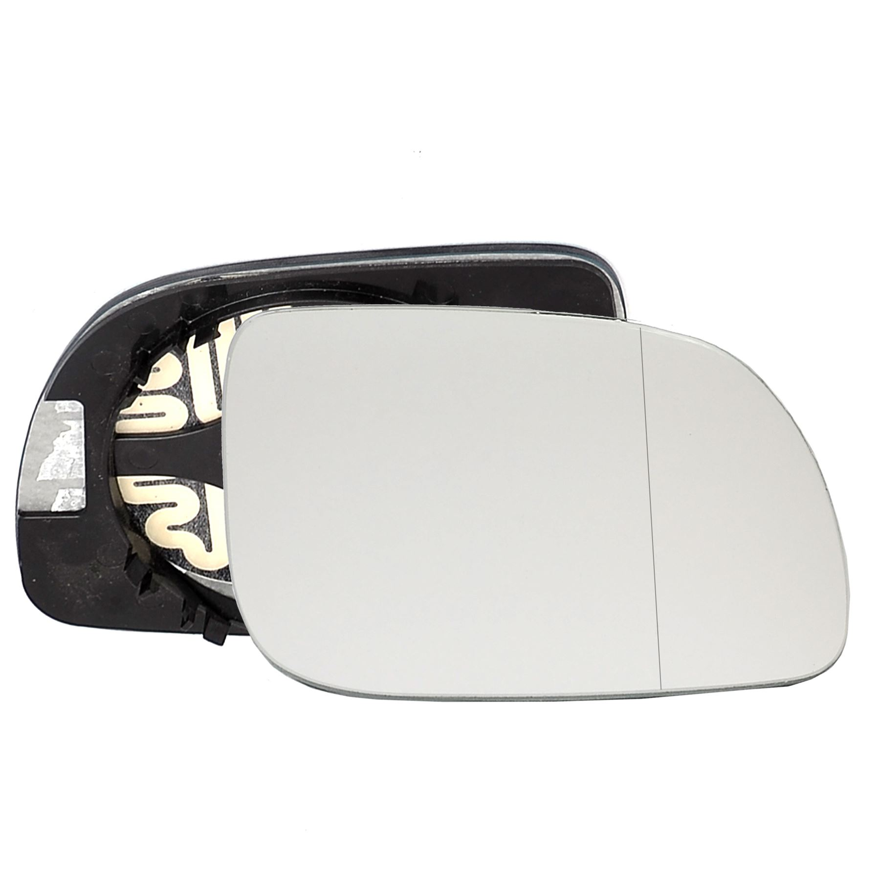 Toyota Rav 4 2001 to 2005 Stick On Wing Mirror Glass Drivers Side RH