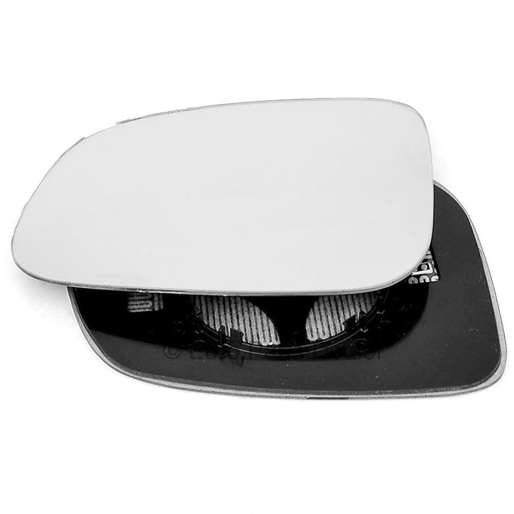 Lado Del Conductor Clip Climatizada Convexa Ala Espejo De Cristal Para Volvo S40 09-12