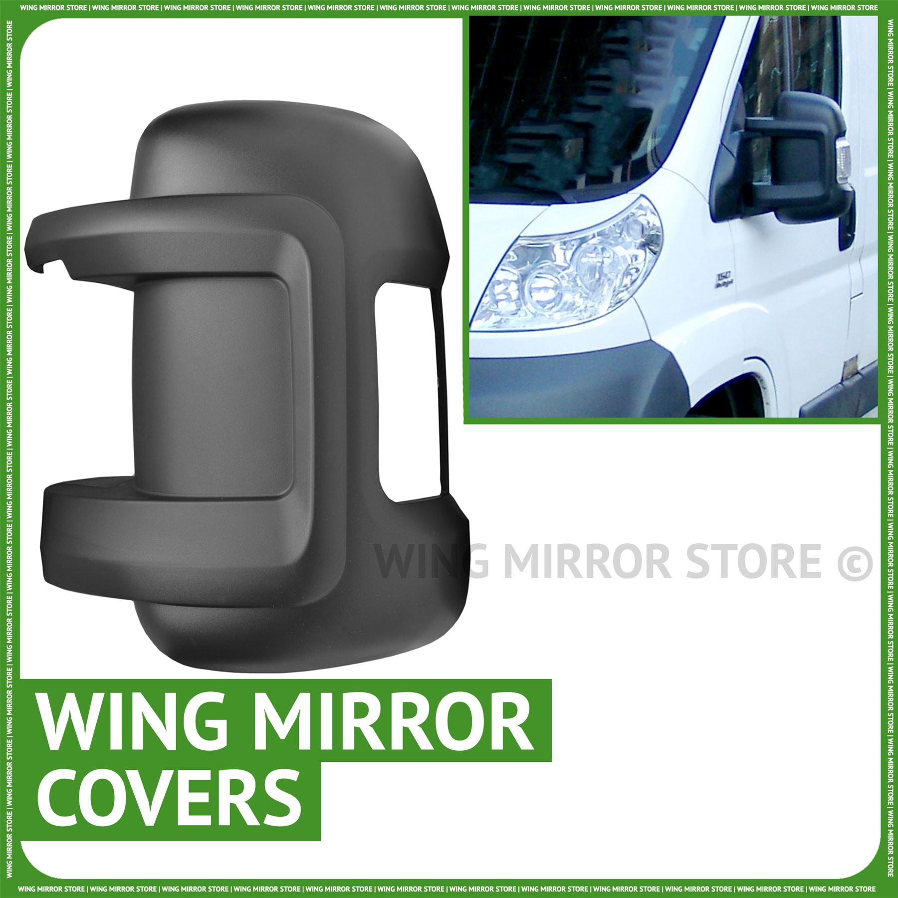 Left hand passenger side for Renault Master 2003-2015 wing mirror glass