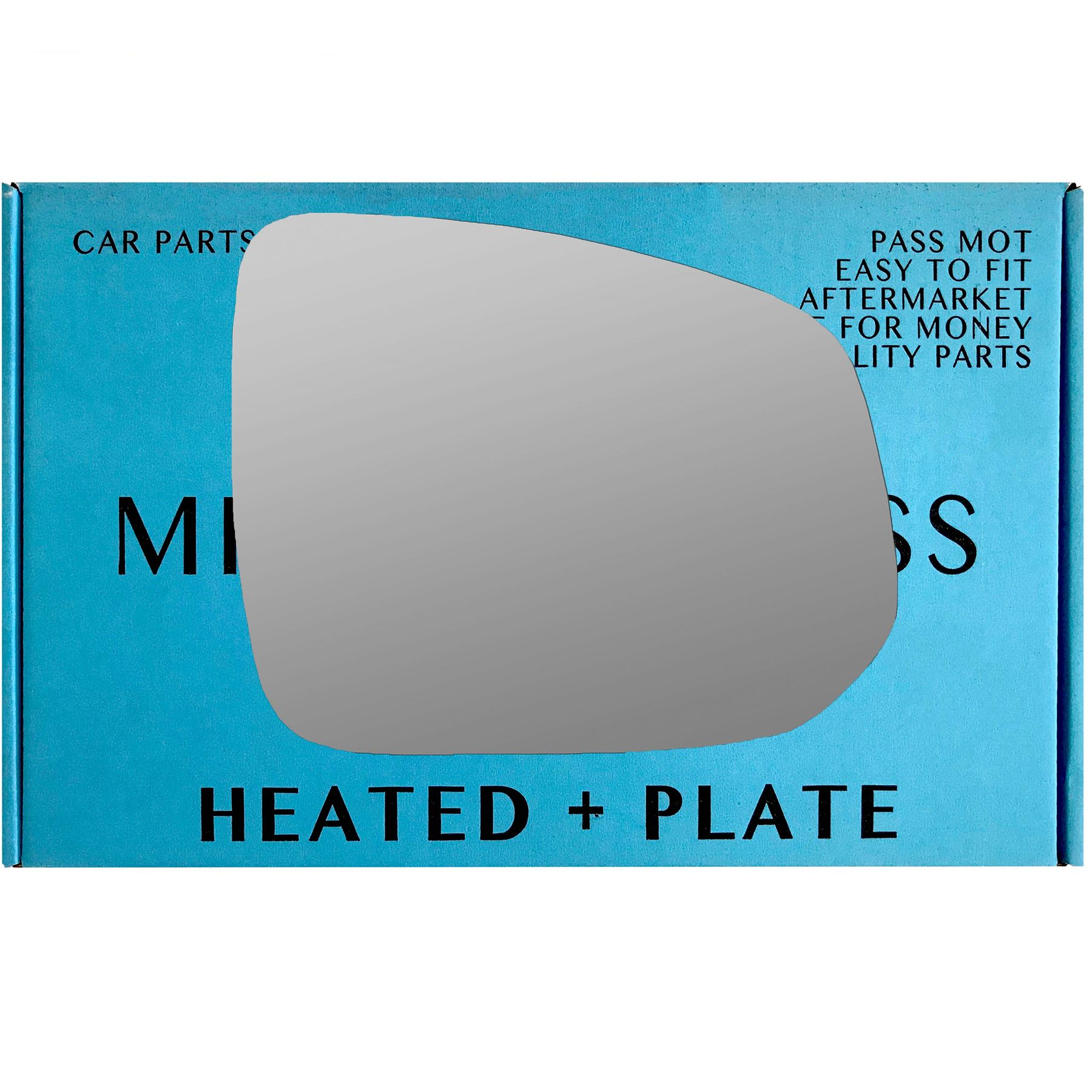 plate Right side Wide Angle Wing door mirror glass for VW Tiguan 2007-16 heated
